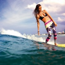 Try 'Surf Leggings' at the pool or beach to cover your DSAP